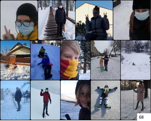 Pasaulinė Sniego diena-2021